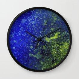 Abstract No. 226 Wall Clock
