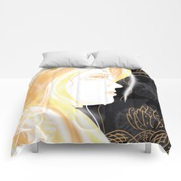 Hathor Comforters