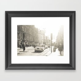 Loving London Framed Art Print