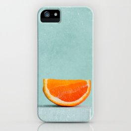 summer in orange II iPhone Case