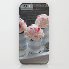 Vintage Sweet Ice Cream iPhone 6s Slim Case