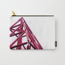 A Pyramid Schema Carry-All Pouch