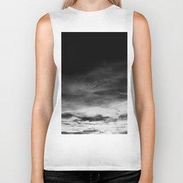 BLACK & WHITE TOUCHING #1 #abstract #decor #art #society6 Biker Tank