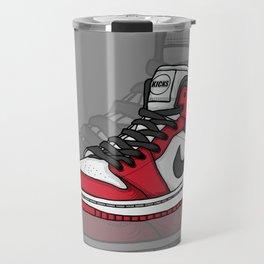 Jordan1-OG Chicago Travel Mug