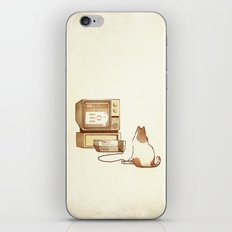 NES Cat  iPhone & iPod Skin