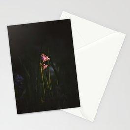 Little purple hyacinth | The Netherlands Dutch Travel Photography | Dark and light Art Print Stationery Cards