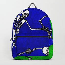 Dance, after Matisse Backpack