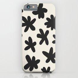 Flower Power Print iPhone Case