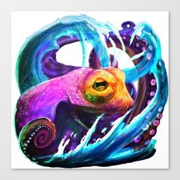Ocean Splendor Canvas Print
