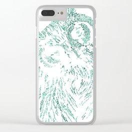 tsa...merry christmas Clear iPhone Case