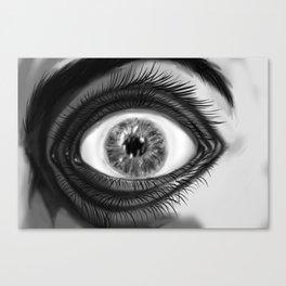 Triple eye Canvas Print