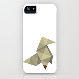 Origami Killer iPhone Case