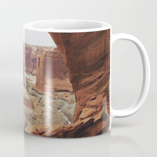 Window Rock Mug