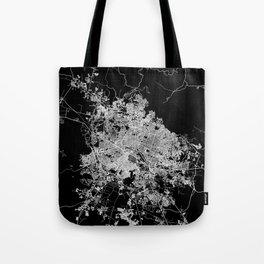 Guadalajara map Tote Bag