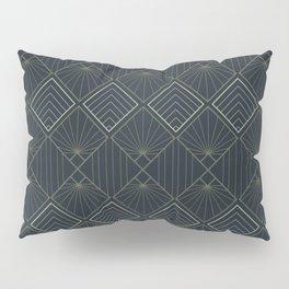 Art Deco Pattern Pillow Sham