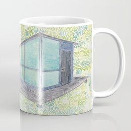 By the Shores of Silver Lake Coffee Mug