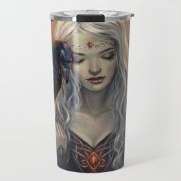 Ravenkin Travel Mug