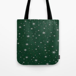 Slytherin Chapter Stars Tote Bag