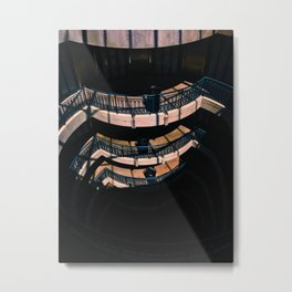 Kleman's Plaza Garage Metal Print