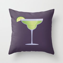 Margarita Throw Pillow