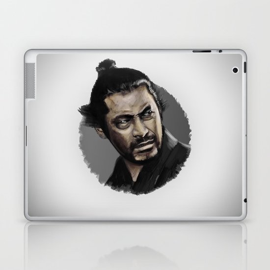 Yojimbo Laptop & iPad Skin