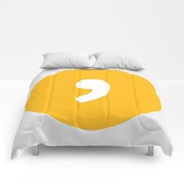 Apostrophe (Solo) Comforters
