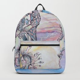 Elders on the other side Backpack
