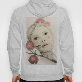 melodie in blush Hoody