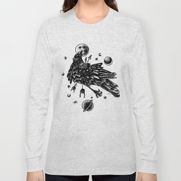Cosmos Crow Long Sleeve T-shirt