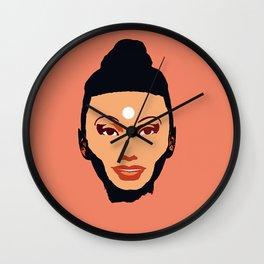 Natalie in minimum Wall Clock