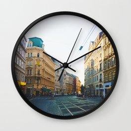 Vienna Street Wall Clock