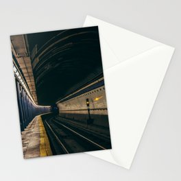 Brooklyn Bridge Subway Station Stationery Cards