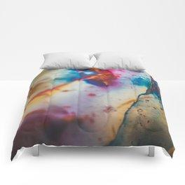 Copper Patina I Comforters