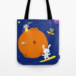 Space Fun Tote Bag
