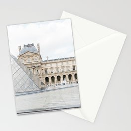 The Louvre, Paris, France | Fine Art Travel Photography  Stationery Cards