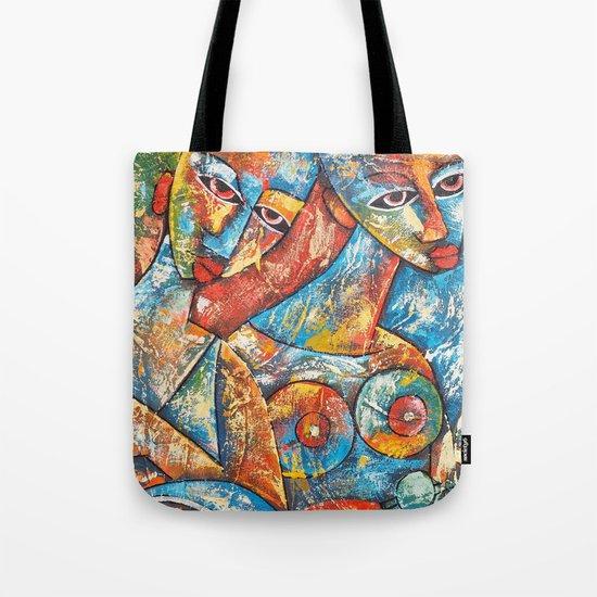 Art Women Tote Bag