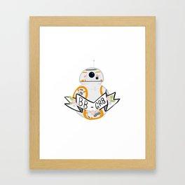 BB-Gr8 Framed Art Print
