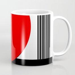 Red Sun Coffee Mug