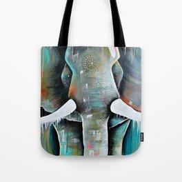 Boris in colour Tote Bag