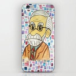 Sigmund Fraud iPhone Skin