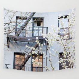 Brooklyn Spring Wall Tapestry