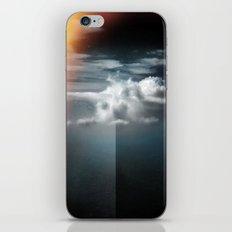 Cloud in the northern sky iPhone & iPod Skin