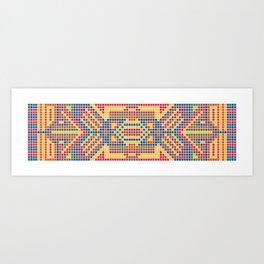 Vision 08 Art Print