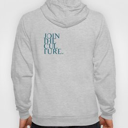 Join The Culture Top Down Hoody