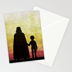 Darth Father's Day  Stationery Cards