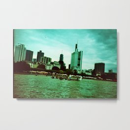 Main by day Metal Print