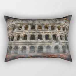 Colosseum italy landmark coliseum Rectangular Pillow