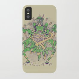 When you're strange iPhone Case