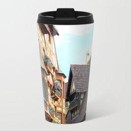 Little Town, It's A Quiet Village Travel Mug