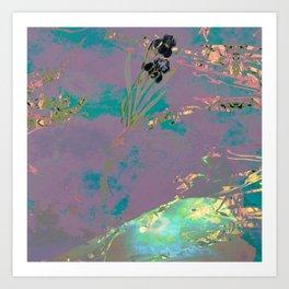 Inside Out Summer Art Print